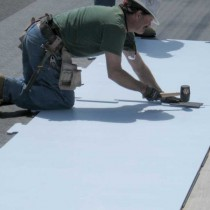installation superglide synthetic ice